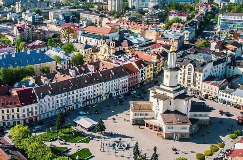 Бухгалтерские услуги Ивано-Франковск
